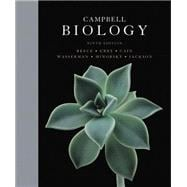 Campbell Biology with MasteringBiology® (9th Edition)