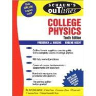 Schaum's Outline of College Physics, 10th edition