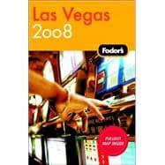 Fodor's Las Vegas 2008