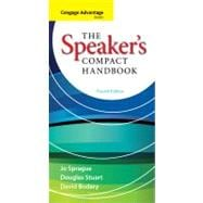 Cengage Advantage Books: The Speaker�s Compact Handbook