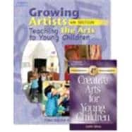 Growing Artists: Teaching Art to Young Children Package