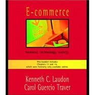 E-Commerce : Business, Technology and Society