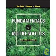 Fundamentals of Mathematics With Make the Grade, and Infotrac