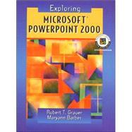 Exploring Microsoft Powerpoint 2000