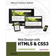 Web Design with HTML & CSS3 Comprehensive