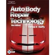 Auto Body Repair Technology, 5th Edition