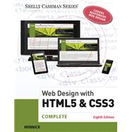Web Design with HTML & CSS3 Complete