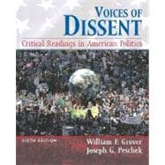 Voices Of Dissent: Critical Readings In American Politics