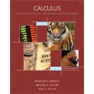 Calculus : For Business, Economics, Life Sciences, and Social Sciences