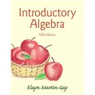 Introductory Algebra Plus NEW MyMathLab with Pearson eText -- Access Card Package