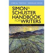 Simon & Schuster Handbook for Writers Plus NEW MyCompLab with eText -- Access Card Package