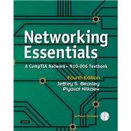 Networking Essentials A CompTIA Network+ N10-006 Textbook
