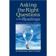 Asking the Right Questions with Readings Plus MyWritingLab -- Access Card Package