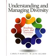 Understanding and Managing Diversity Readings, Cases, and Exercises