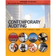 Contemporary Auditing Real Issues & Cases, Update