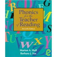Phonics for the Teacher of Reading : Programmed for Self-Instruction