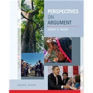 Perspectives on Argument Plus MyWritingLab -- Access Card Package