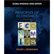 Principles of Economics : Global Financial Crisis