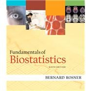 Fundamentals of Biostatistics (with CD-ROM)