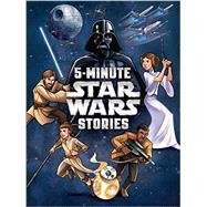 Star Wars: 5-Minute Star Wars Stories 9781484728208R