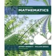 Using and Understanding Mathematics : A Quantitative Reasoning Approach