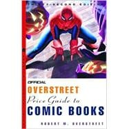 The Official Overstreet Comic Book Price Guide, 32nd Edition