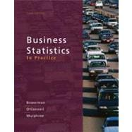 Business Statistics in Practice with Connect Plus