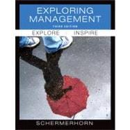 Exploring Management, 3rd Edition