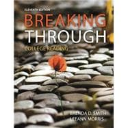 Breaking Through College Reading Plus MyReadingLab with Pearson eText -- Access Card Package