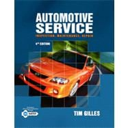 Automotive Service, 4th Edition