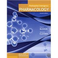 Prehospital Emergency Pharmacology