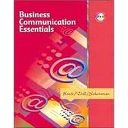 Business Communication Essentials with Grammar Assessment CD