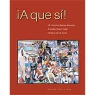 �A que s�!, 3rd Edition