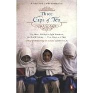 Three Cups of Tea One Man's Mission to Promote Peace . . . One School at a Time 9780143038252R