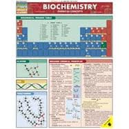 Biochemistry Laminated Reference Guide