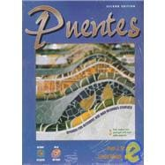 Puentes: Spanish for Intensive and Hig-Beginner Courses