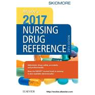 Mosby's Nursing Drug Reference 2017