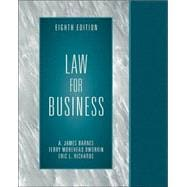 Law For Business (8th Ed)