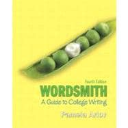 MyWritingLab with Pearson eText -- Standalone Access Card -- for Wordsmith A Guide to College Writing