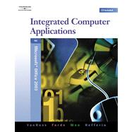 Integrated Computer Applications, Modules 1-8 (with Data CD-ROM)