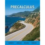 Combo: Precalculus with MathZone Access Card