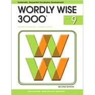 Wordly Wise 3000� 2nd Edition Student Book 9