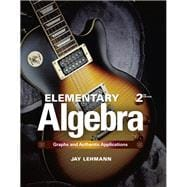 Elementary Algebra Graphs and Authentic Applications
