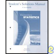 Student Solutions Manual for use with Elementary Statistics: A Step By Step Approach