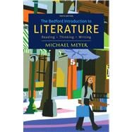 The Bedford Introduction to Literature Reading, Thinking, Writing