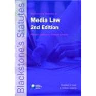 Blackstone's Statutes on Media Law