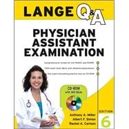 Lange Q&amp;A Physician Assistant Examination, Sixth Edition