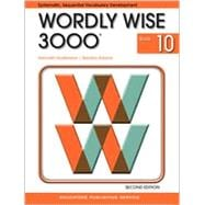 Wordly Wise 3000� 2nd Edition Student Book 10