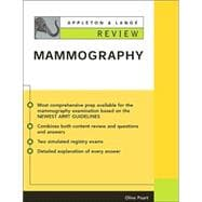 Appleton and Lange Review of Mammography