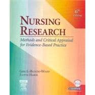 Nursing Research : Methods and Critical Appraisal for Evidence-Based Practice